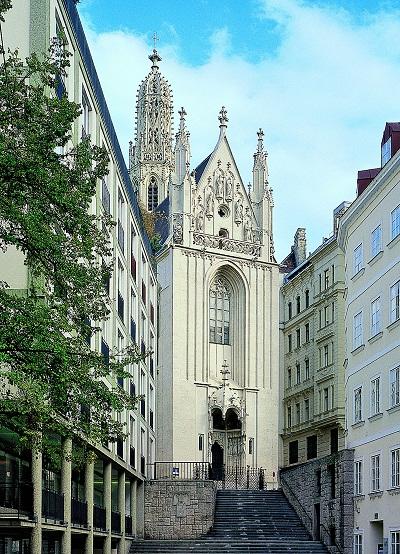 Ordensgemeinschaften Österreich