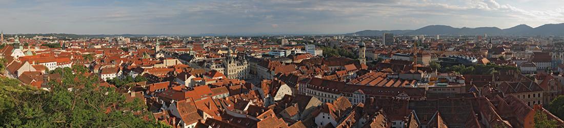 Panorama Graz