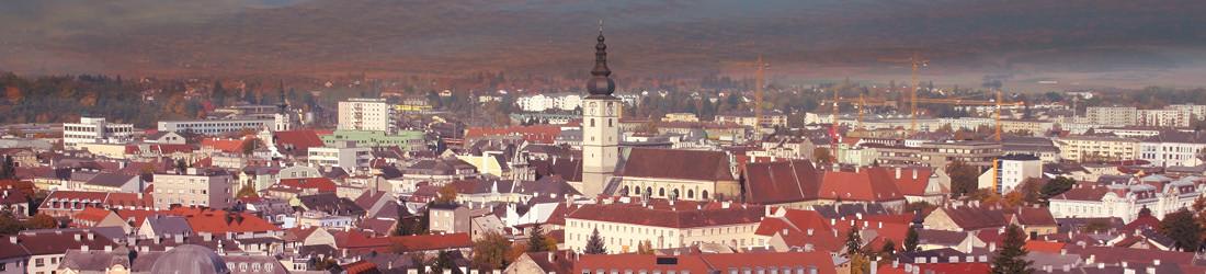 Panorama St. Pölten