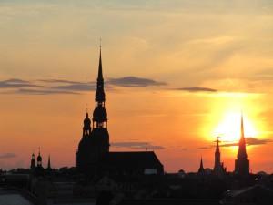 Kirche in Riga