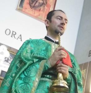 Padre Lucian Milasan