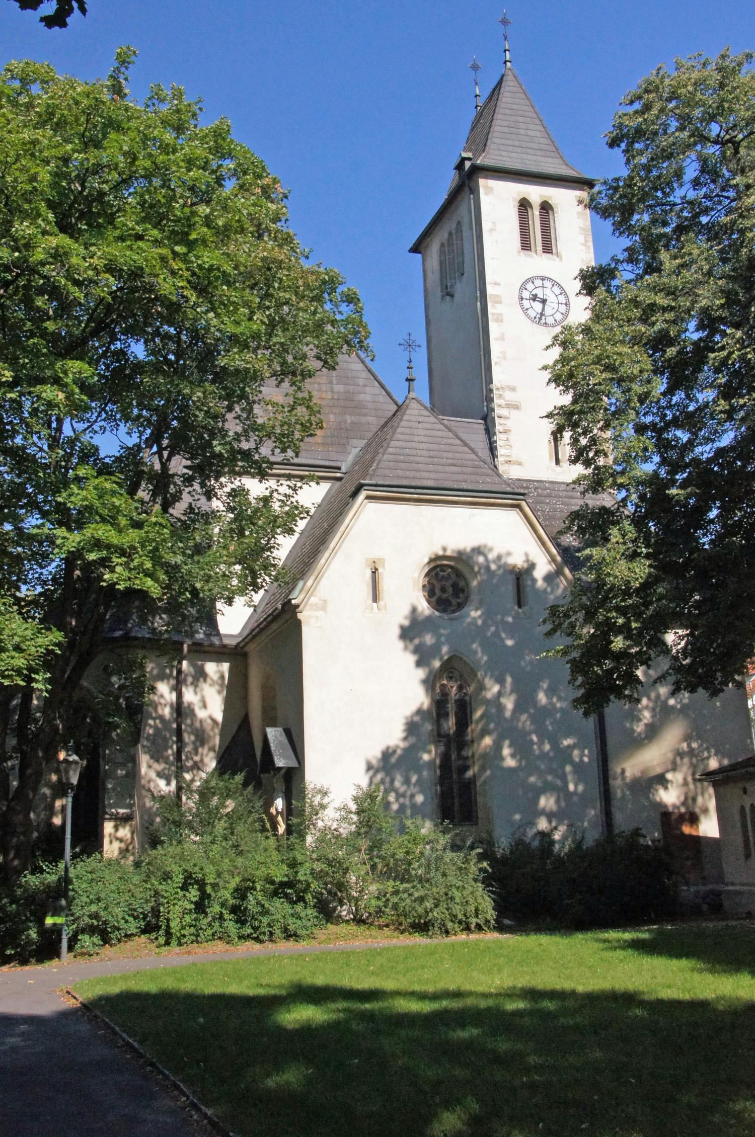 Kirche-Sievering