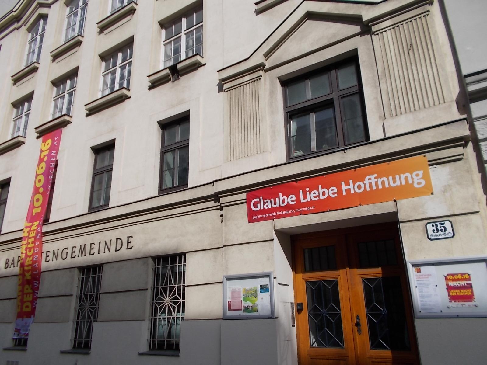 Baptistengemeinde Wien-Mollardgasse